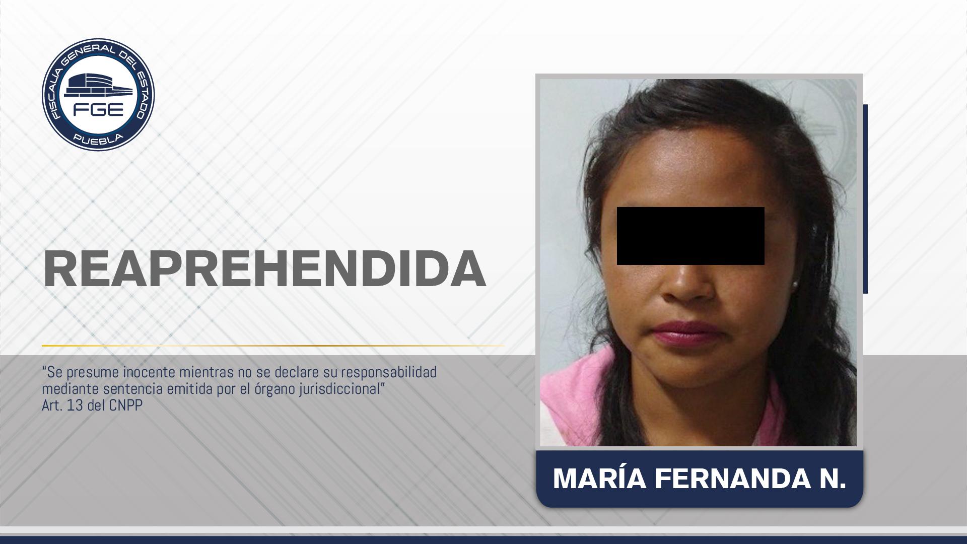Cae jovencita que raptó a niño en Tepeaca