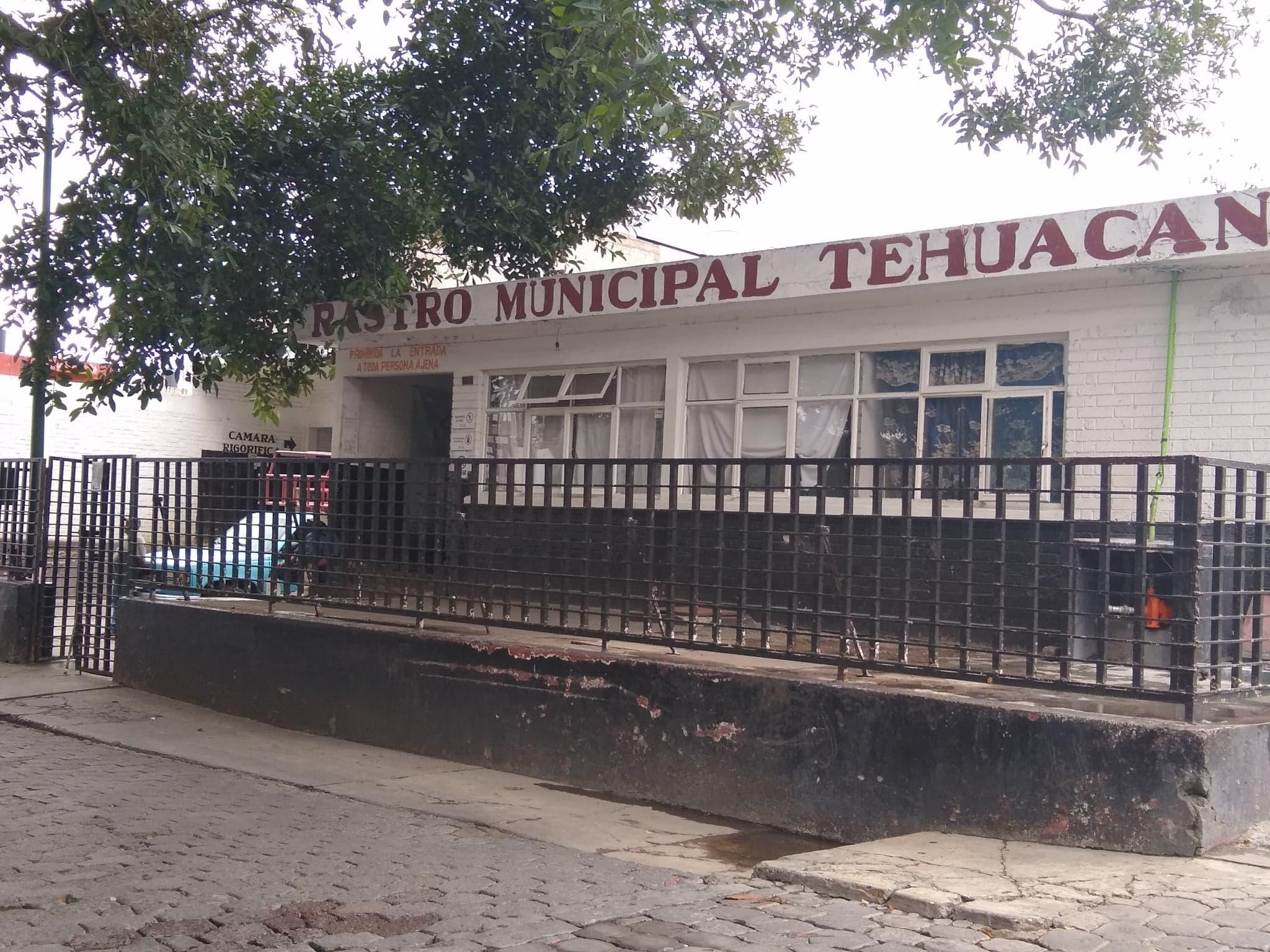 Construcción del rastro municipal de Tehuacán será en 2022: Tepole
