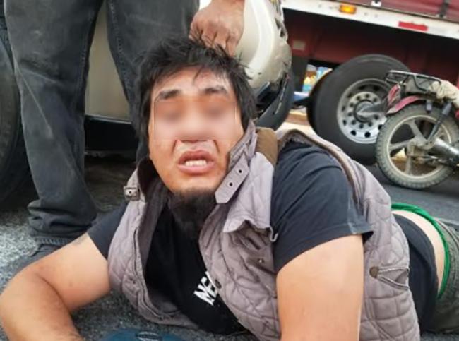 Vecinos detienen a ladrón que intentó robar una camioneta en Tepeojuma