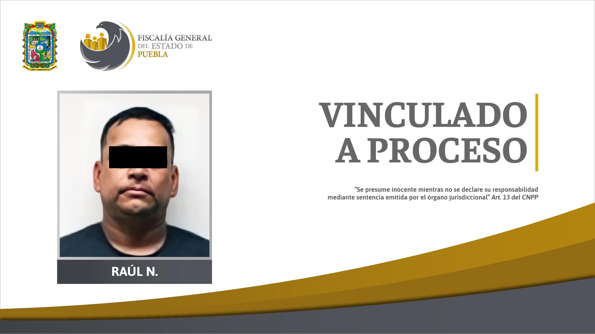 Ex director de Seguridad Pública de Ajalpan es vinculado a proceso