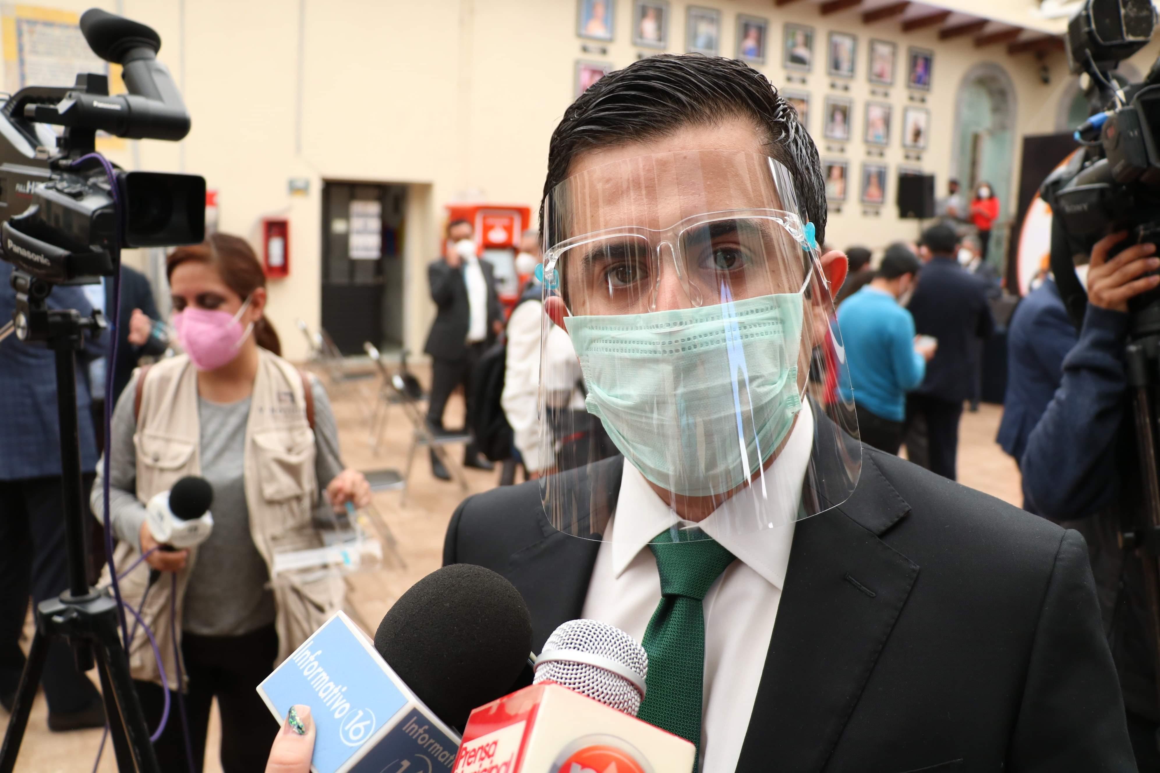 Seguridad en Chignahuapan no debe politizarse: Lorenzo Rivera Nava