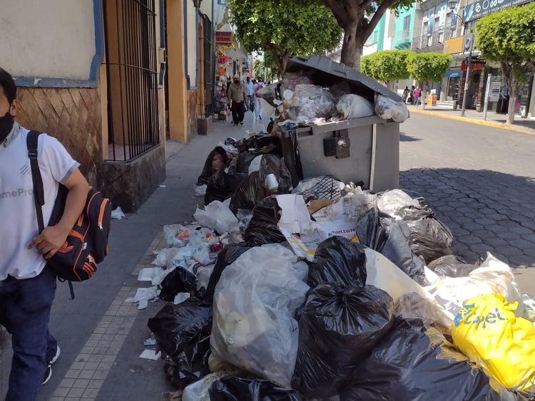 Relleno  de Quecholac, alternativa para basura de Tehuacán: Pedro Tepole