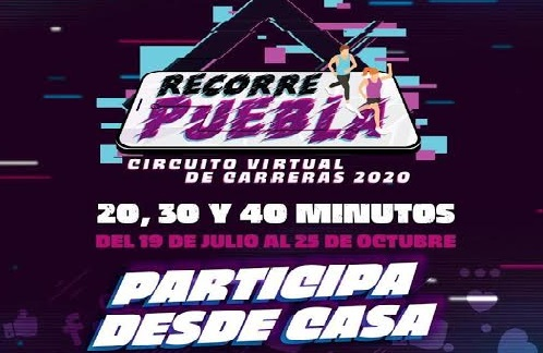 Texmelucan, sede del circuito virtual Recorre Puebla