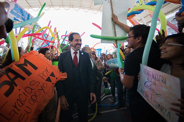Prepa Calderón destaca por alto porcentaje de estudiantes que ingresan a licenciatura