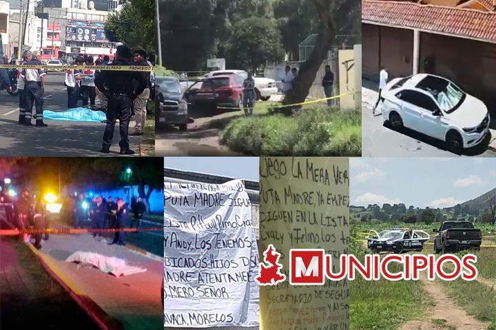 Más asaltos, ejecuciones e intentos de secuestro golpearon la ciudad