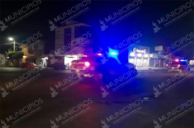 Policías estatales recuperan dos vehículos robados en Yehualtepec