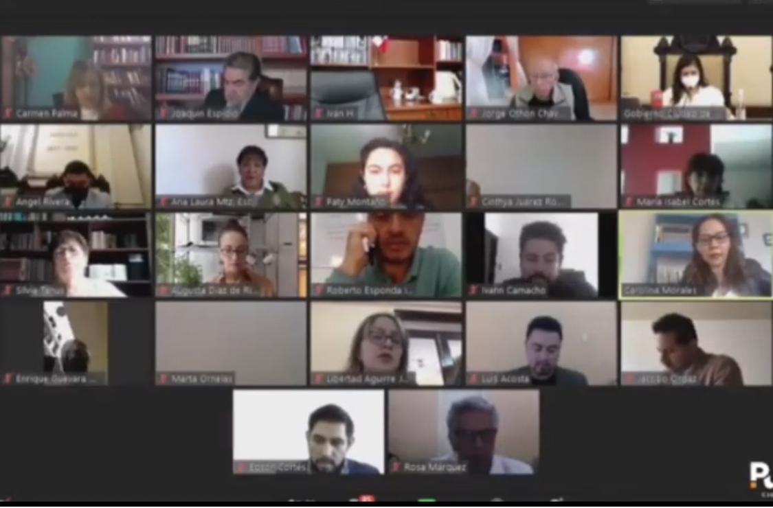 Expulsan a Libertad Aguirre de la Comisión de Patrimonio del Ayuntamiento de Puebla