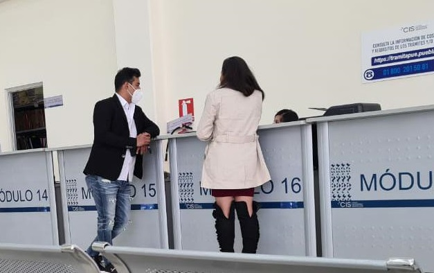 Inicia limpia en delegaciones de Registro Púbico de la Propiedad, salen 9