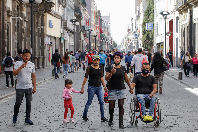 Reporta federación 413 activos de Covid en Puebla