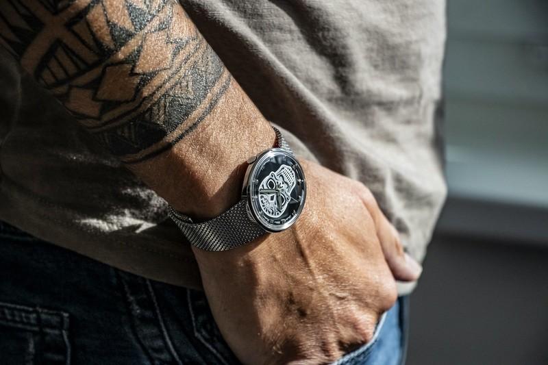 Relojes Mido tiene edición especial por Día de Muertos