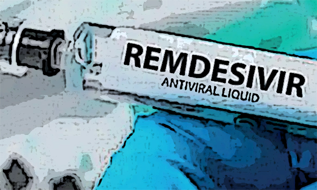 UE avala uso del Remdesivir para tratar enfermos Covid