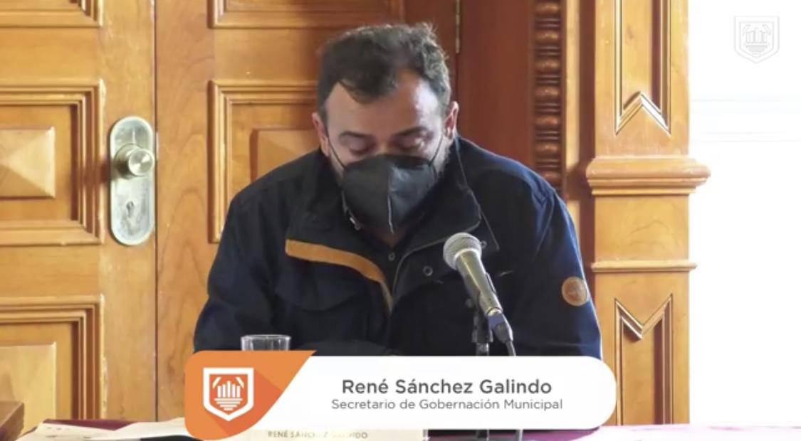 No hay cobros discrecionales a ambulantes en Puebla: René Sánchez