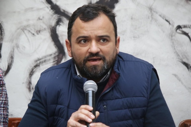 Siempre sí va Sánchez Galindo como candidato de Morena
