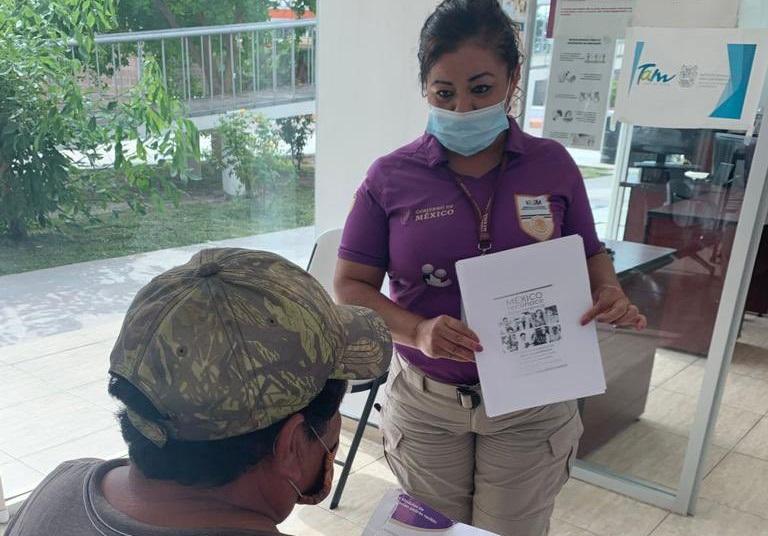 Repatria Estados Unidos a 635 personas a Puebla este año
