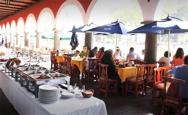Restaurantes de San Pedro Cholula, al borde de la quiebra