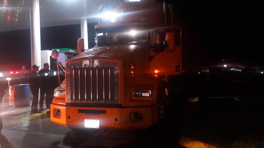 Montan operativo por falso retén en Esperanza