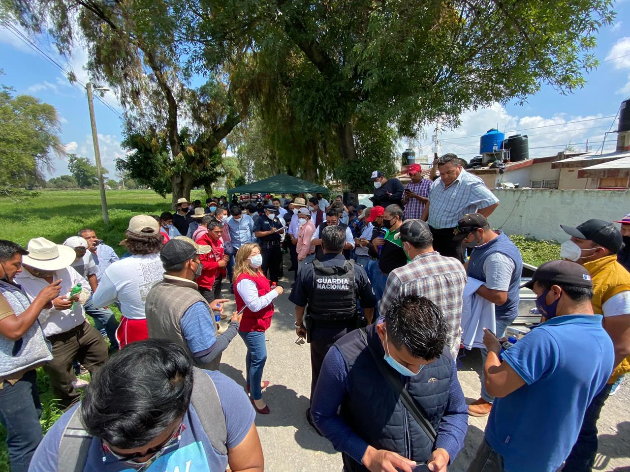 Huixcolotla y Tecamachalco darán seguridad a piperos