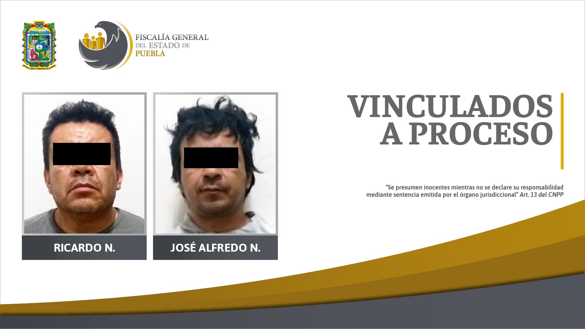 Padrastro y sobrino violaron a menor de edad en Juan C. Bonilla