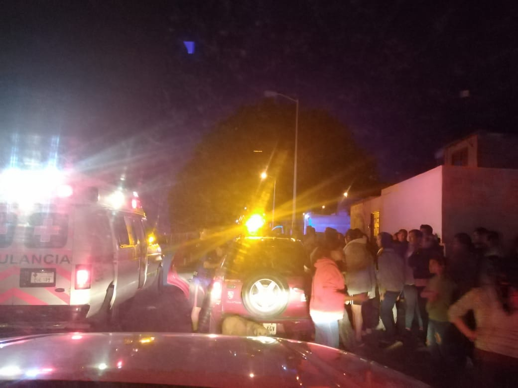 En riña entre vecinos golpean a niña en Huejotzingo