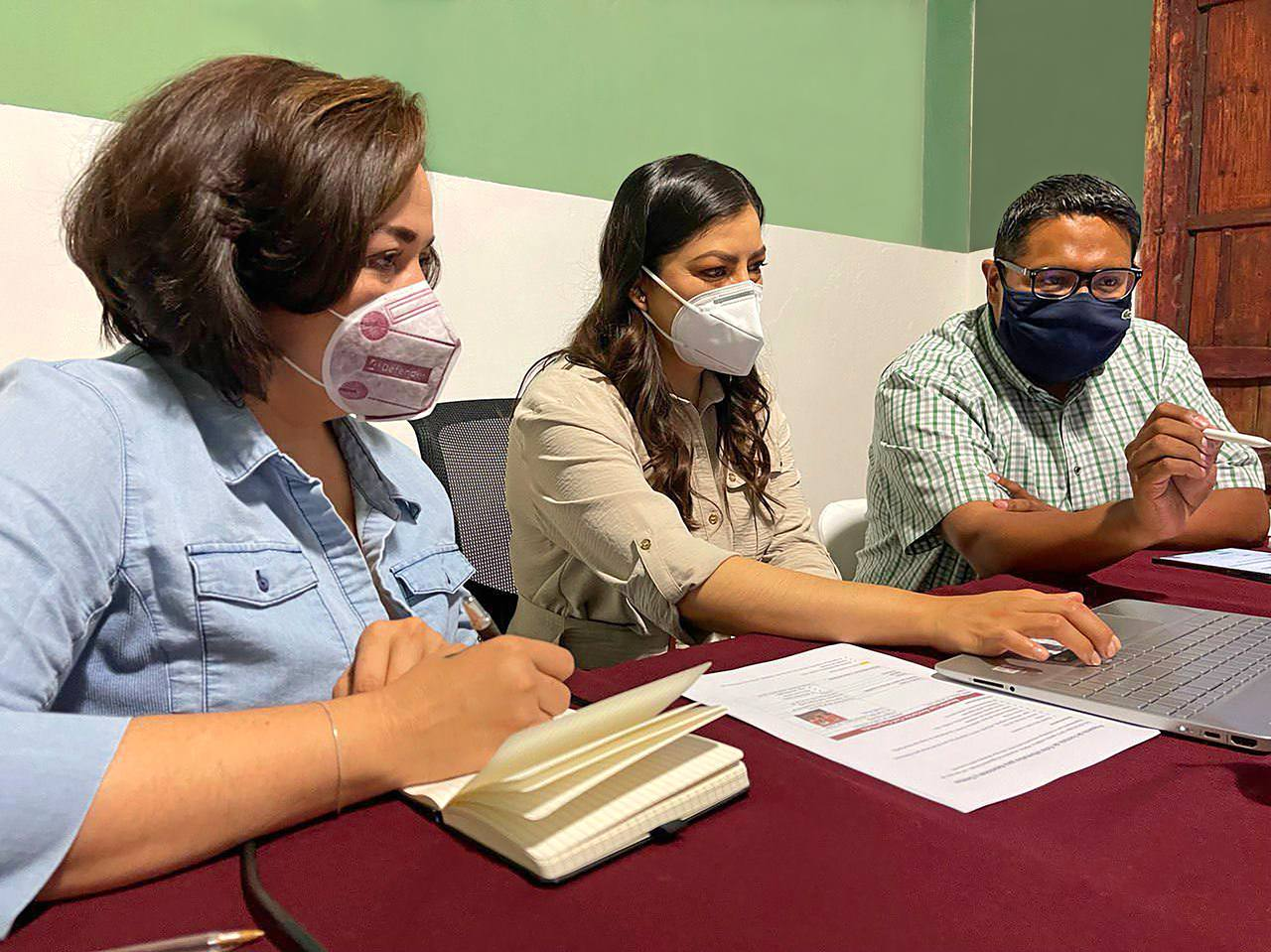 Claudia Rivera arrancará campaña la madrugada de este martes en Xonaca
