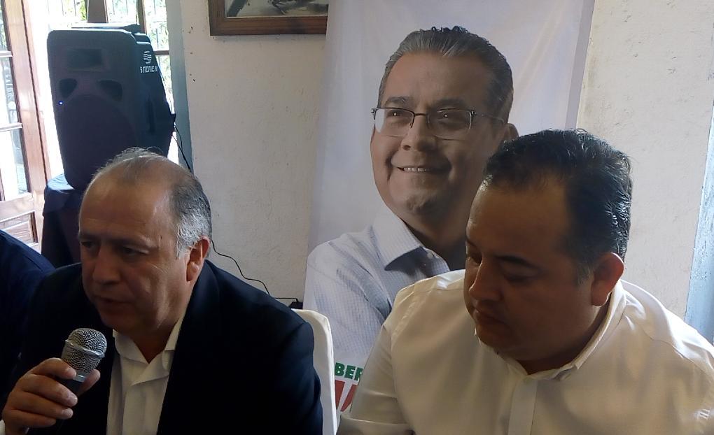 Los que dañaron al PRI ahora están en Morena: Rivera Sosa