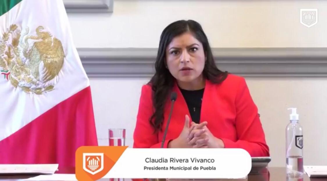 Rivera responde a ediles auxiliares: 40% de recursos para obra, a juntas auxiliares