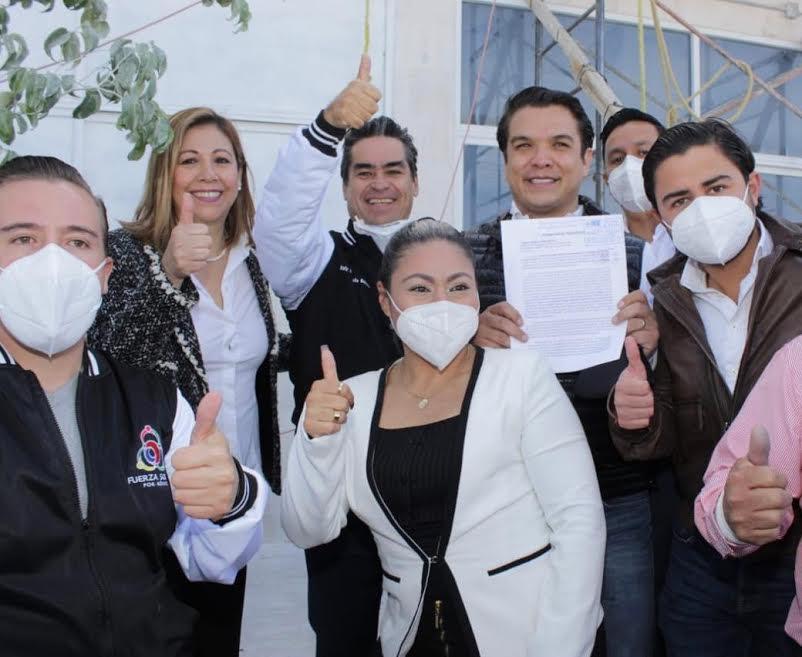 IEE de Puebla reconoce a Fuerza Social por México