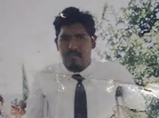 Desaparece Ricardo de 43 años en Tochtepec