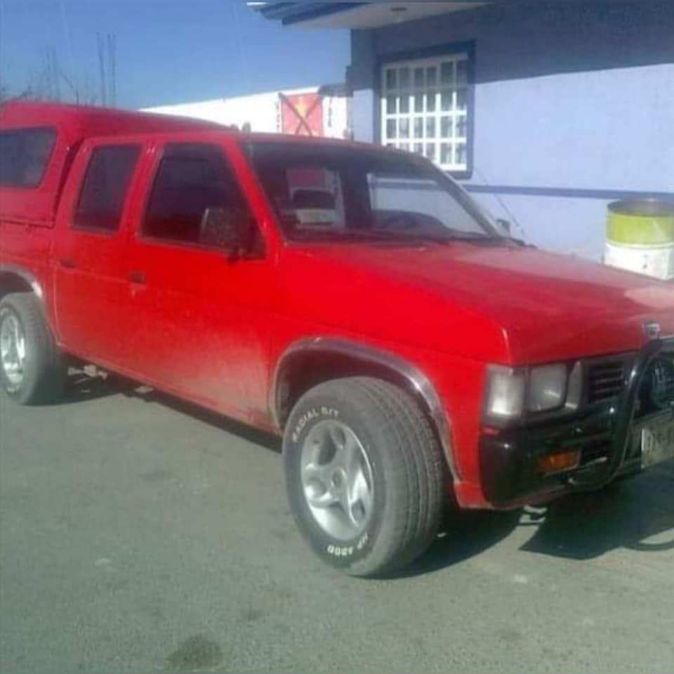 Roban camioneta atrás de la Iglesia en Tecamachalco