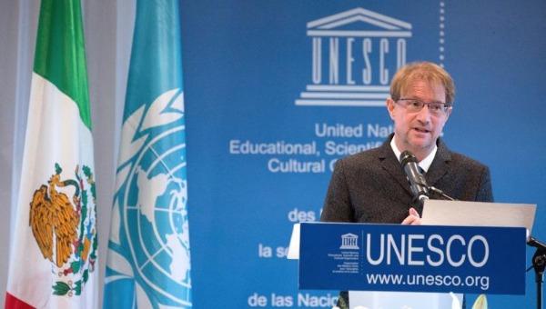 Andrés Roemer deja cargo en la UNESCO tras acusaciones de acoso sexual