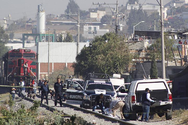 Banda de El Negro rapta y mata a mujer en La Cuchilla, Puebla