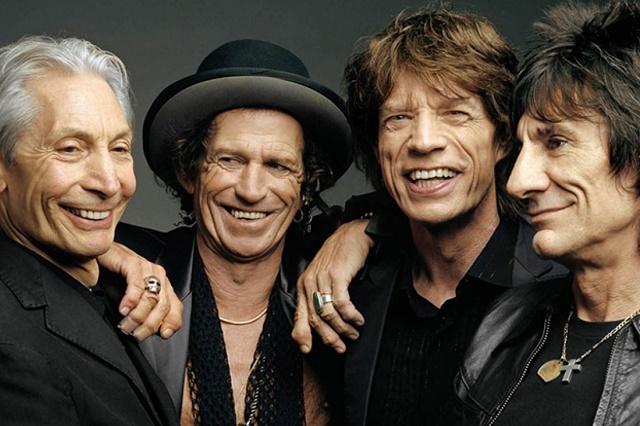 Rolling Stones lanzará canciones inéditas con Jimmy Page