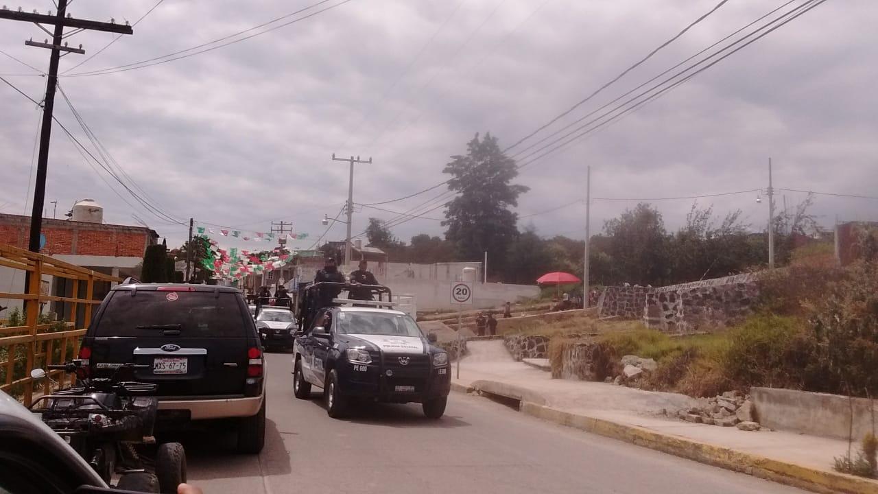 En Tlahuapan continúan las demandas en materia de seguridad