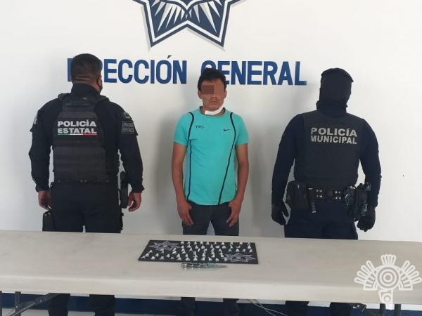 Cae integrante de la banda de Los Hermanos Rosales en Tehuacán