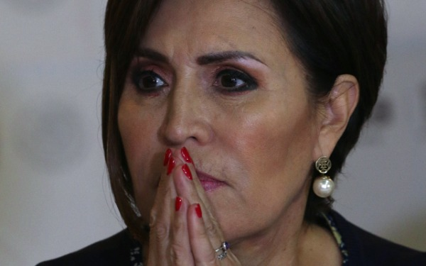 Reanudan audiencia de Rosario Robles por caso de Estafa Maestra