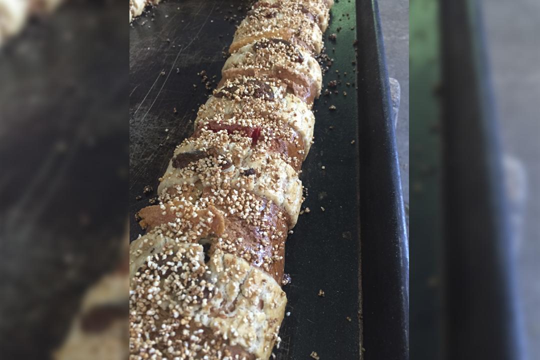 Rosca de Reyes de 40 metros preparan en Tochimilco