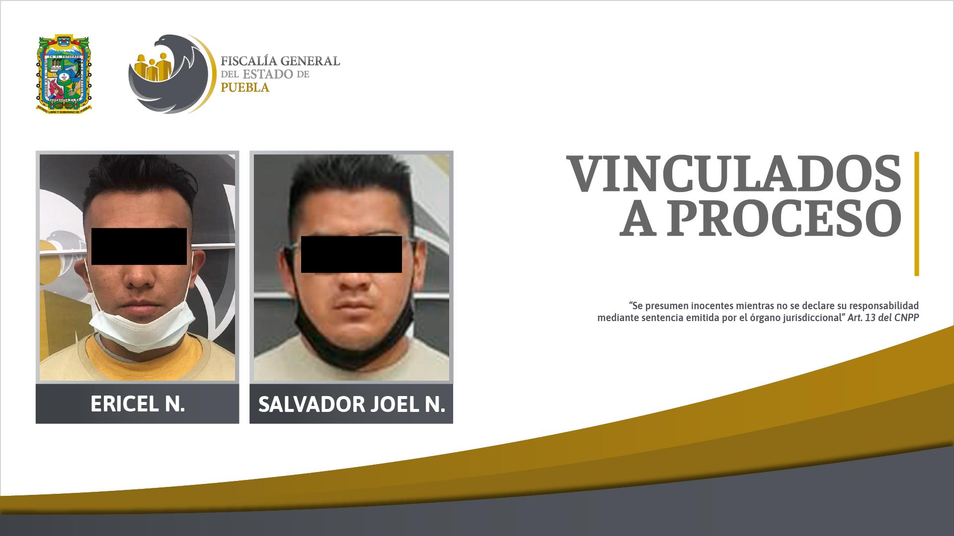 Caen dos integrantes de banda de robo a casas en Puebla