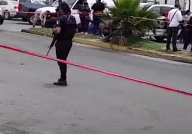 Ejecutan a dos hombres en el acceso a Acatzingo