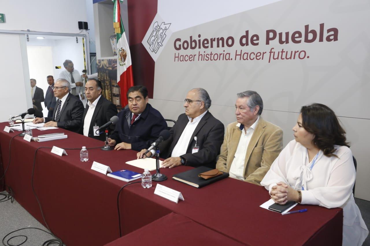 Denunciará Barbosa a policías de Puebla por proteger a El Negro
