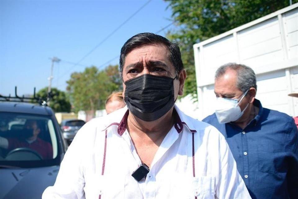 Si no tengo la candidatura, no habrá comicios en Guerrero: Félix Salgado