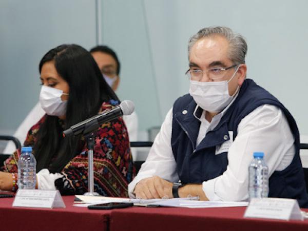 Llama Secretaría de Salud a ediles a sumarse al Pacto Comunitario