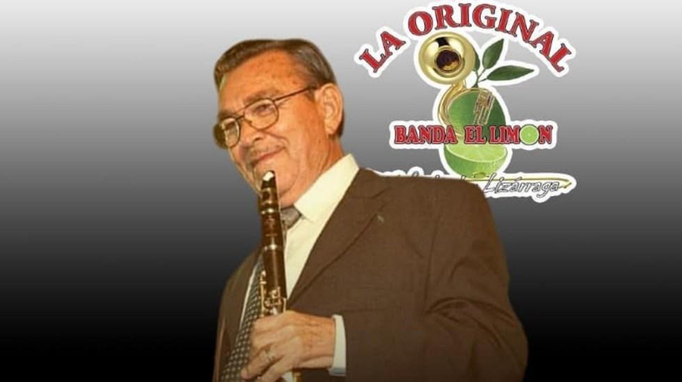 Murió Salvador Lizárraga, líder de la Original Banda el Limón