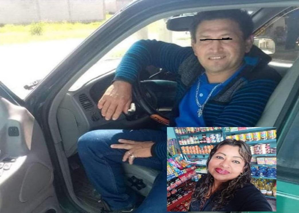 Salvadoreño es el presunto feminicida de Adela en Amozoc