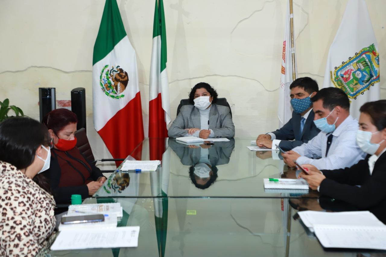 Prioriza San Andrés seguridad y obra y en presupuesto de egresos 2021