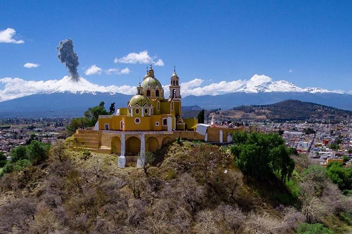Aumenta 20% el turismo en San Andrés Cholula