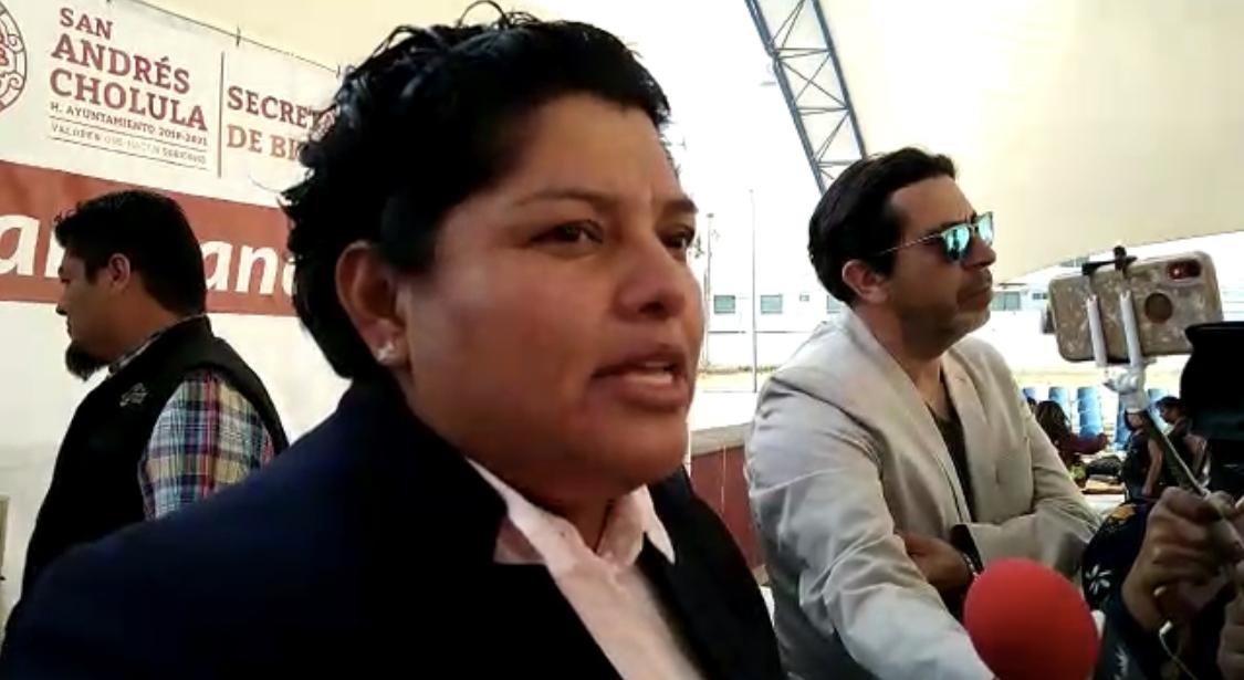 Apoyos a la población en San Andrés, sin tintes políticos: Pérez Popoca