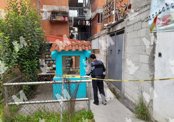 VIDEO Le dispara en el cuello a su pareja y luego se suicida en Puebla capital