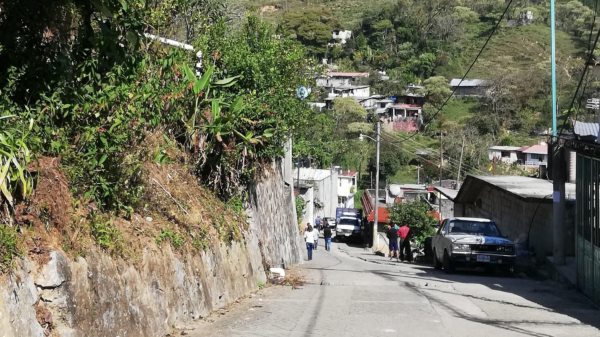 Pacheco, decía el tatuaje del asesinado en la México-Tuxpan