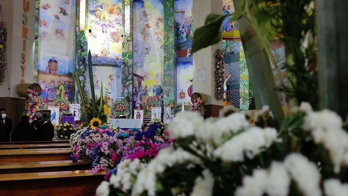 Por primera vez en 100 años patrón de Huauchinango no saldrá a procesión