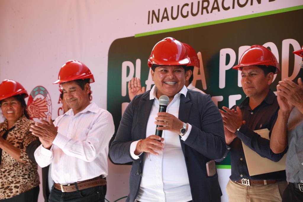 Ampliarán presupuesto al campo en San Andrés Cholula